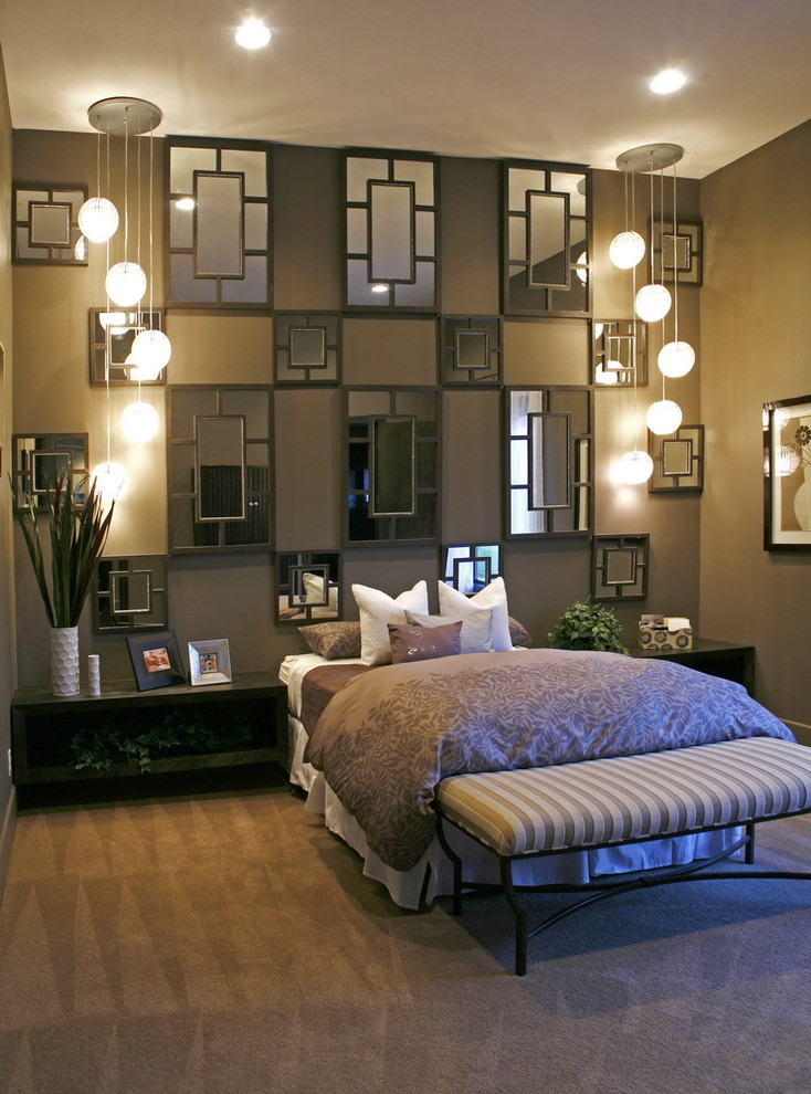 Get interior modern bedroom design with a latest 2016 ...