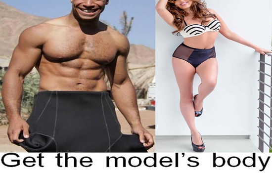 Get the model's body you've been wishing for with these simple tips