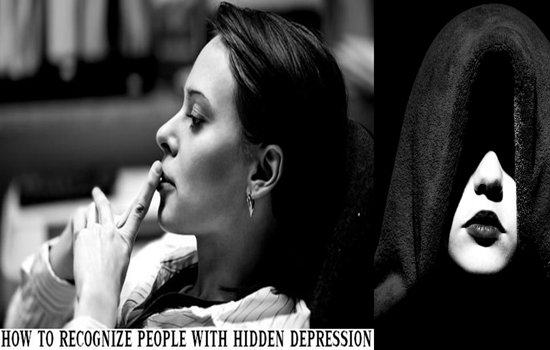 Photo of HOW TO RECOGNIZE PEOPLE WITH HIDDEN DEPRESSION