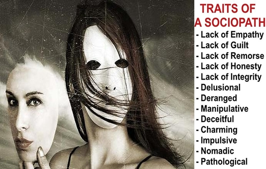Photo of HOW TO TELL IF A PERSON IS A SOCIOPATH