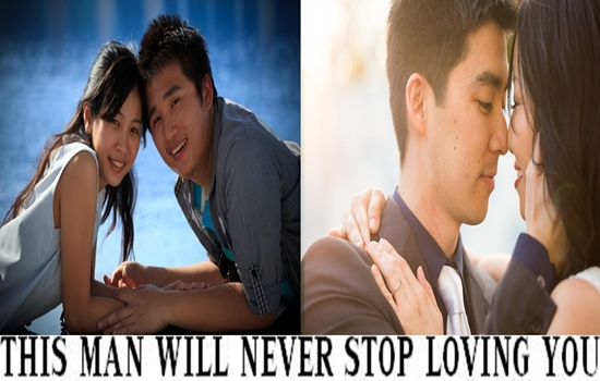 Photo of HOW TO TELL THIS MAN WILL NEVER STOP LOVING YOU