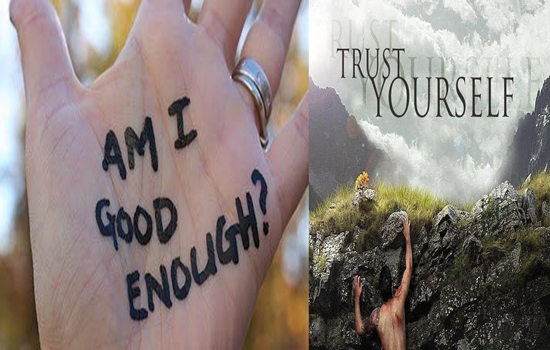 HOW TO TRUST YOURSELF