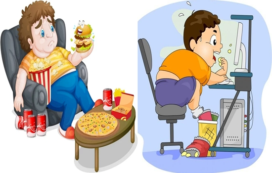 Photo of 5 Dangerous Habits That Lead to Obesity