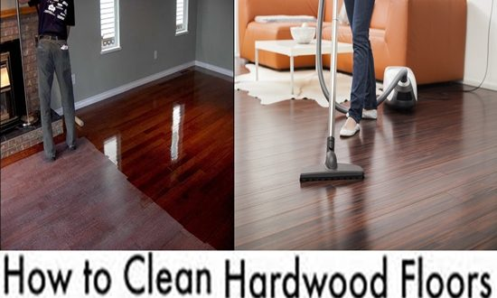 How To Clean And Care For Hard Wood Floors