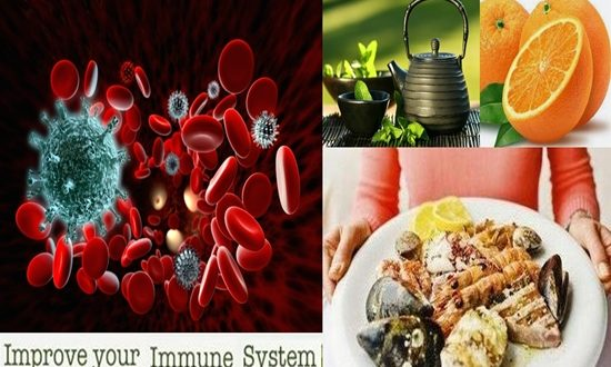 How To Increase The Production Of Lymphocytes Immune System Cell) In Your Blood