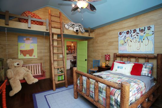 How to choose a nightstand for your kid room with a touch of modern 2016 décor