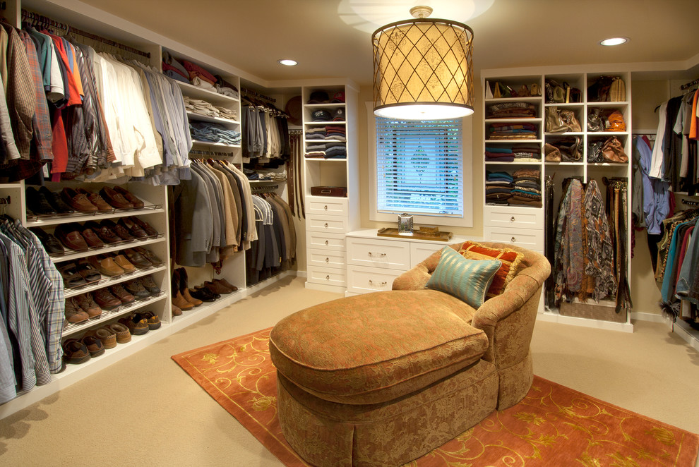 Photo of How to design a beautiful and neat 2016 walk-in closet in your bedroom!