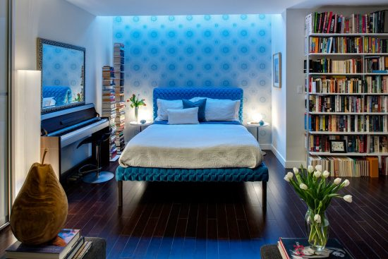 How to design a small functional bedroom wisely and elegantly as well