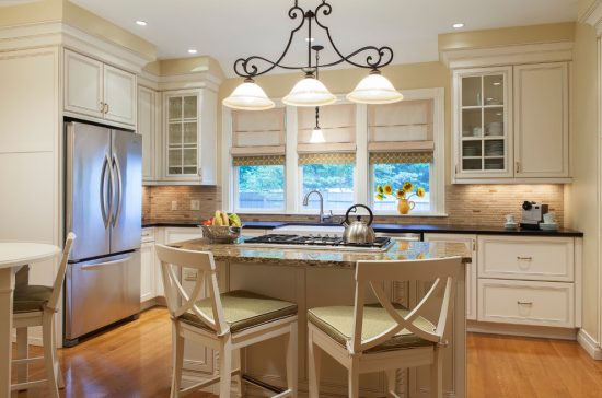 How to organize your kitchen cabinet in a perfect and beautiful way! victorian-kitchen