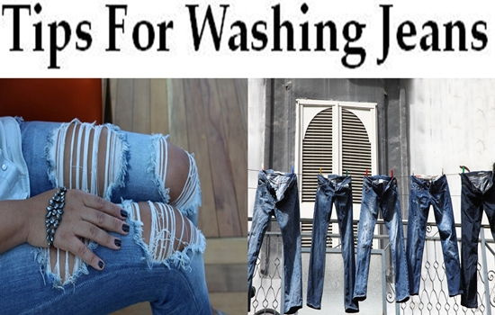 Photo of Important Tips For Washing Jeans
