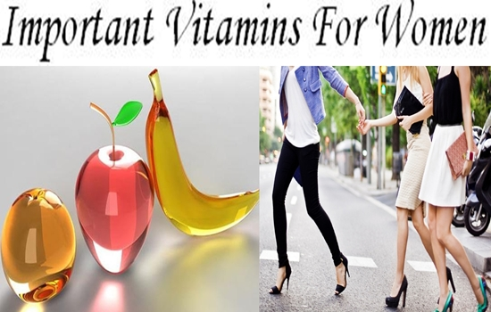 Photo of The Five Important Vitamins For Women