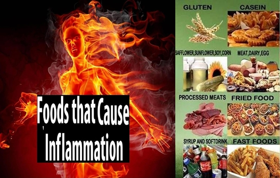 Photo of 9 Inflammation Increasing Foods To Avoid Completely