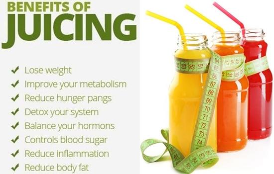 JUICING MAKE YOU LOSE WEIGHT