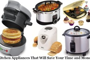 Top Five Kitchen Appliances That Will Save Your Time and Money