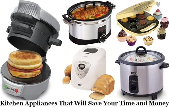Photo of Top Five Kitchen Appliances That Will Save Your Time and Money