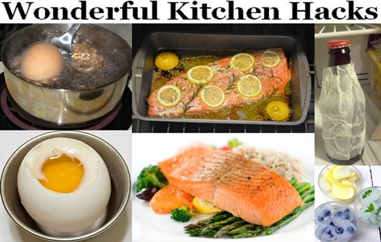 Photo of 5 Wonderful Kitchen Hacks Your Family Will Enjoy