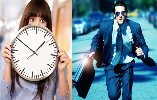 Photo of ARE YOU ALWAYS LATE FOR APPOINTMENTS & MEETINGS?