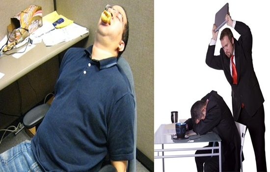 Photo of What To Do When You Get Post Lunch Drowsiness At Work