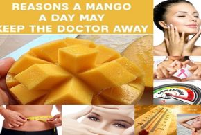 8 Reasons Why a Mango Every Day Keeps The Doctor Away