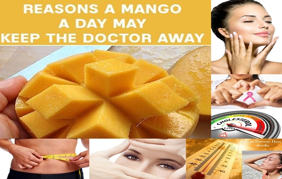 Mango Every Day Keeps The Doctor Away
