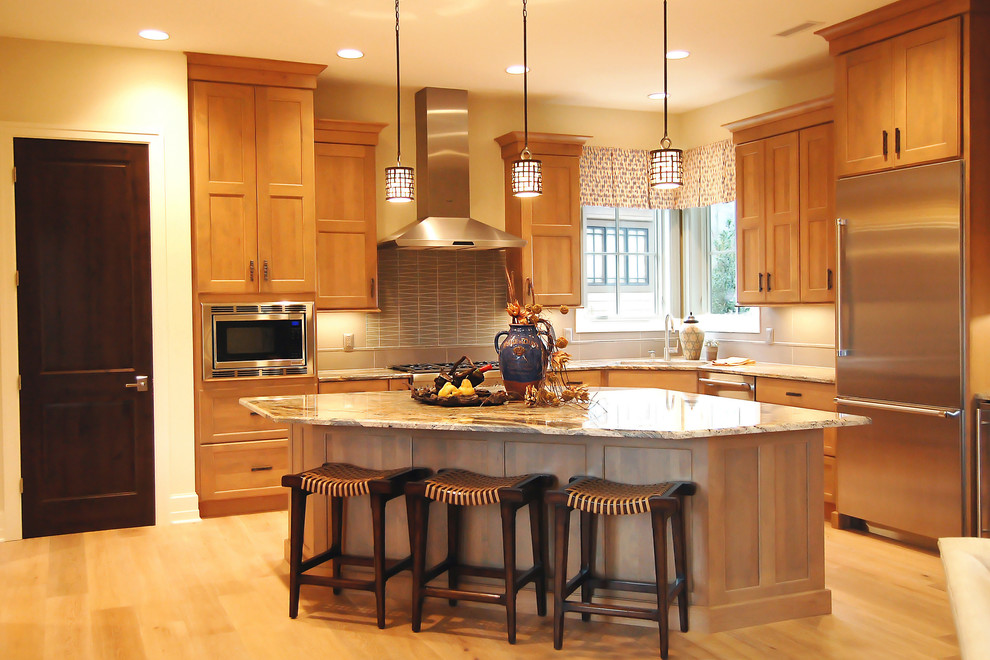 Photo of Modern kitchen all-in-one kitchen's island designs to fit small spaces
