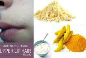 3 Natural Treatments for Removing Upper Lip Hair