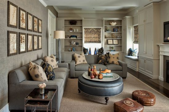 New 2016 ideas to design your tiny living room to appear larger than usual