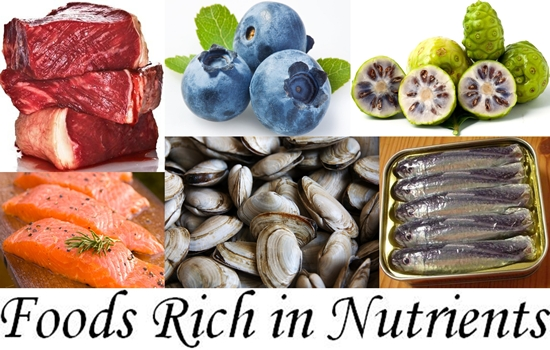 Photo of The Top Six Richest in Nutrients Foods