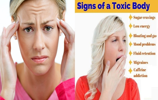 Photo of MORE SIGNS THAT YOUR BODY NEEDS A DETOX, PART II