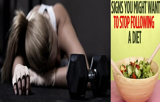 Photo of 4 Subtle Signs You Should Stop Dieting
