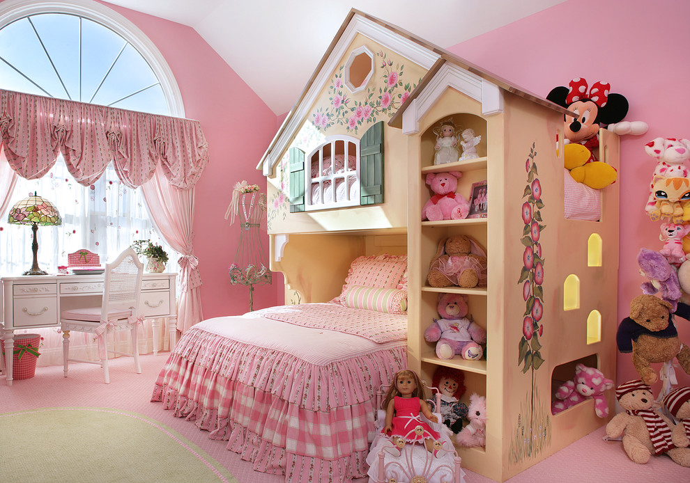 Photo of Smart space-saving ideas for creating a functional and cheerful 2016 small kid bedroom
