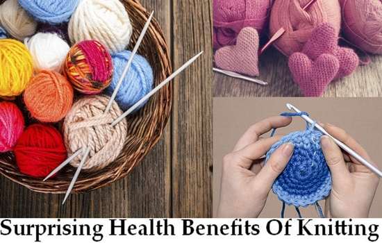 Photo of Surprising Health Benefits Of Knitting