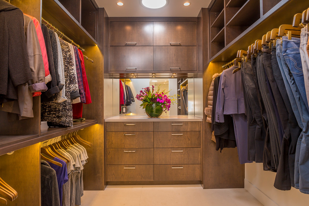 Photo of Take the most advantage of your walk-in closet with 2016 creative and contemporary design