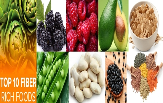 Photo of The Top 10 Rich in Fiber Foods