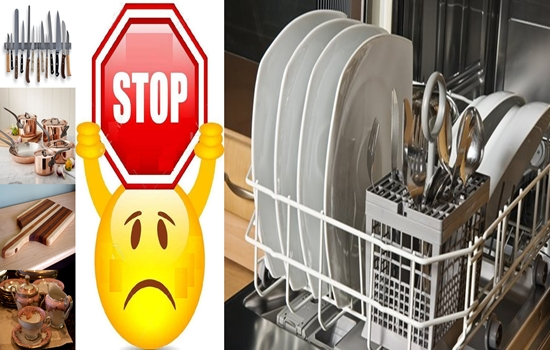 Photo of 6 Things You Shouldn't Clean with s Dishwasher
