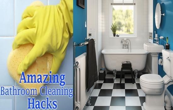 Photo of Time Saving Bathroom Cleaning Hacks