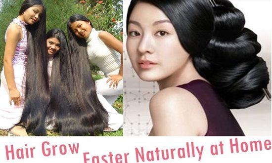 Tips To Make Your Hair Grow Long Fast