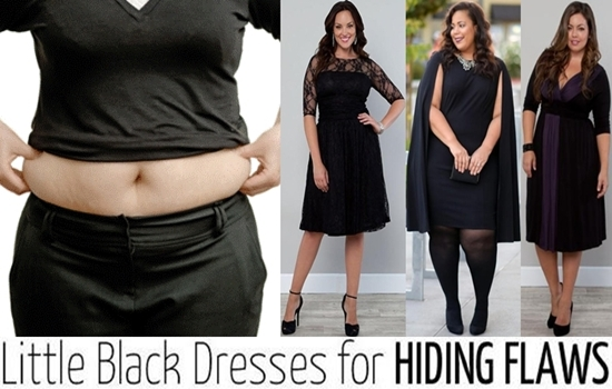Photo of 4 Smart Tips for Using Fashion Sense to Hide Your Body Flaws
