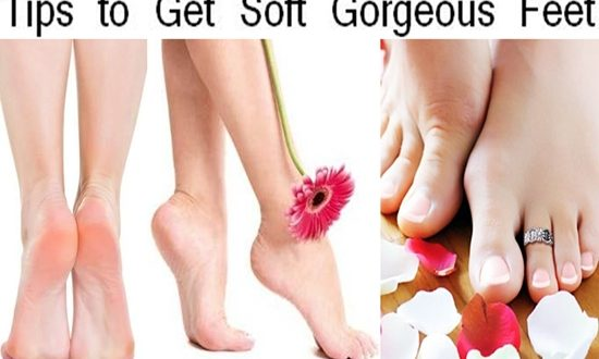 Tips to Get Soft Gorgeous Feet