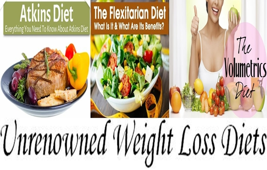 Photo of The 3 Most Effective Unrenowned Weight Loss Diets and Why They Are So Effective