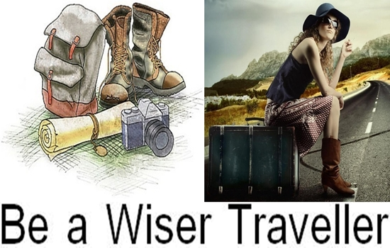 Photo of From Veteran Travellers: Be a Wiser Traveller with These 5 Tips