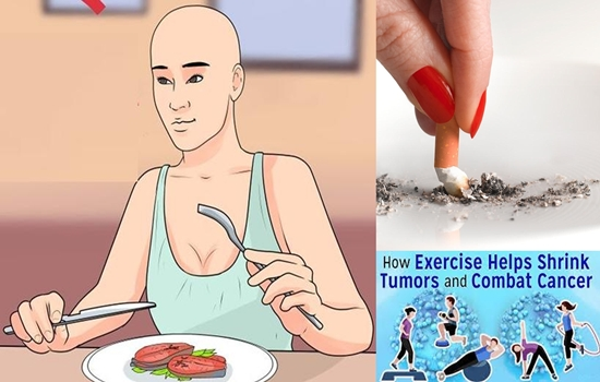 WAYS TO LOWER THE CHANCES OF GETTING CANCER