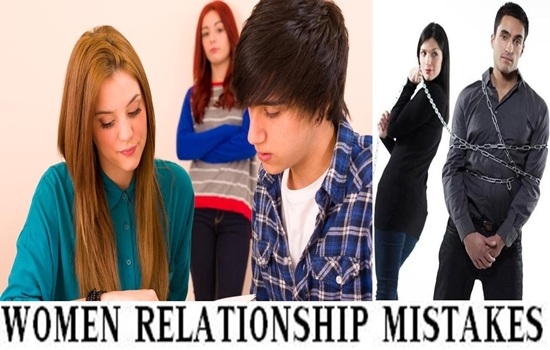 Photo of MOST WOMEN MAKE THESE BIGGEST RELATIONSHIP MISTAKES