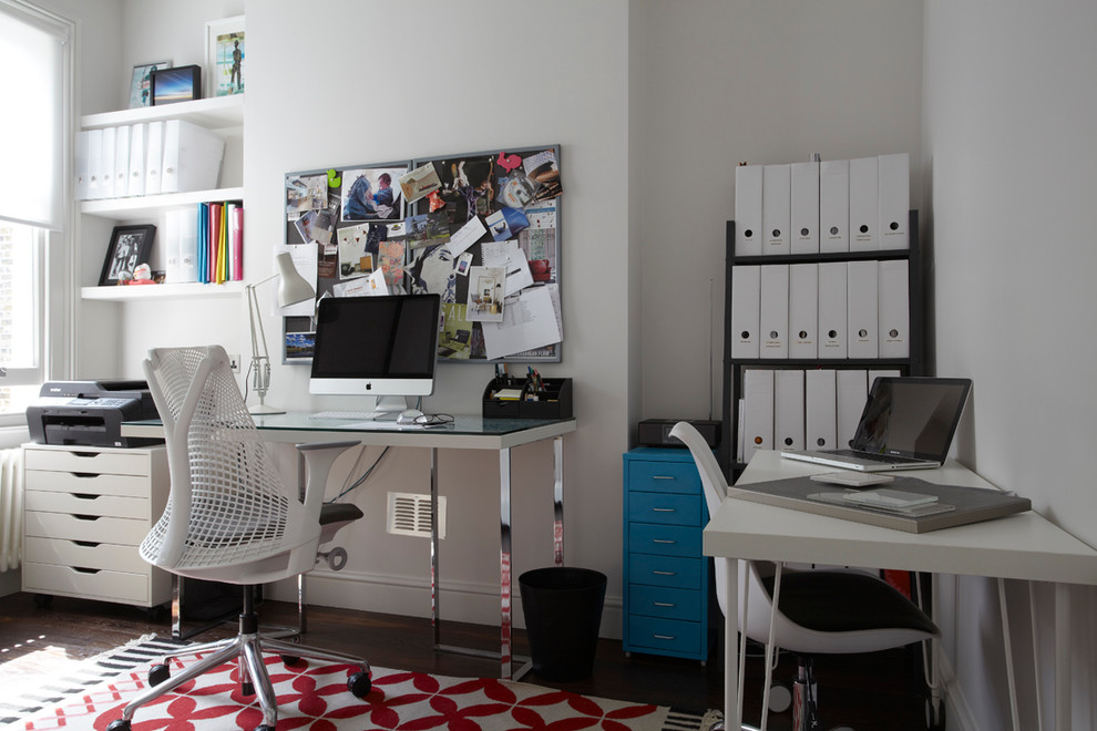 Photo of Wonderful Solutions for Saving Space in Your New Small Office in 2016