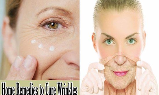Homemade Treatments for Wrinkles