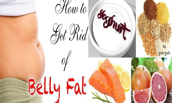 The best foods to get rid of belly fat