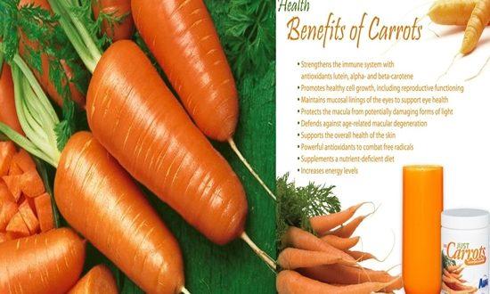 Benefits Carrot Juice