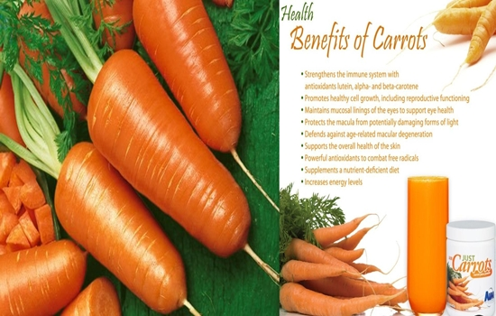 Photo of The 4 Most Powerful Fitness Benefits Carrot Juice Could Get You