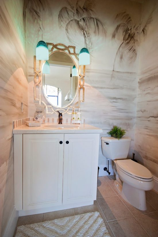 Brilliant and great ideas to design your small bathroom wisely and cozily