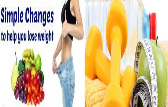 Changes You Can Easily Apply to Lose Weight